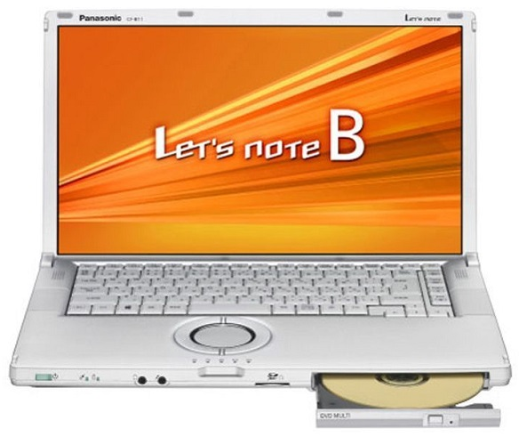 [リノベーションPC(中古)] Panasonic Let'sNote CF-B11LWCTS SSD240GB/8GBメモリ仕様